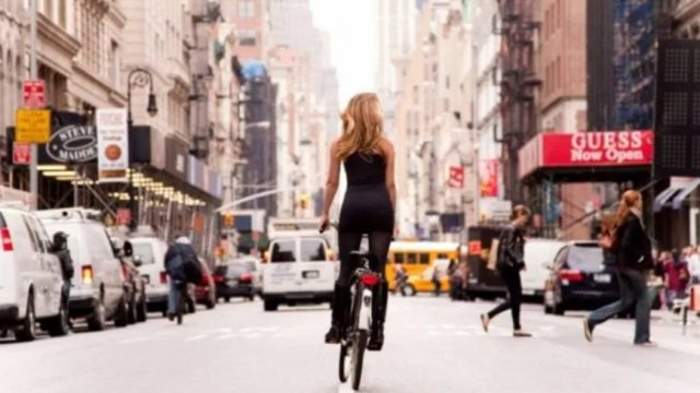 Nova York prepara reconstrução urbana sem precedentes, priorizando as bicicletas após o Covid-19
