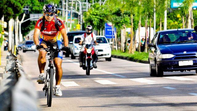 As regras que o Código de Trânsito diz sobre bicicletas e ciclistas