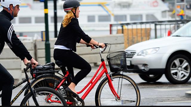 Condicionamento, equilíbirio e alívio do estresse: os benefícios de pedalar